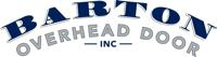 Barton Overhead Door Inc. Mobile Logo