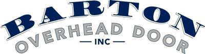 Barton Overhead Door Inc. Logo