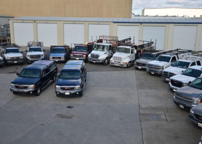 BOD Modesto Trucks