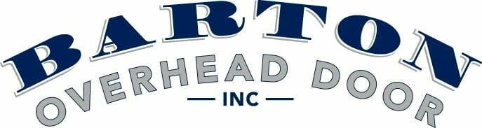 Barton Overhead Door Logo Squished