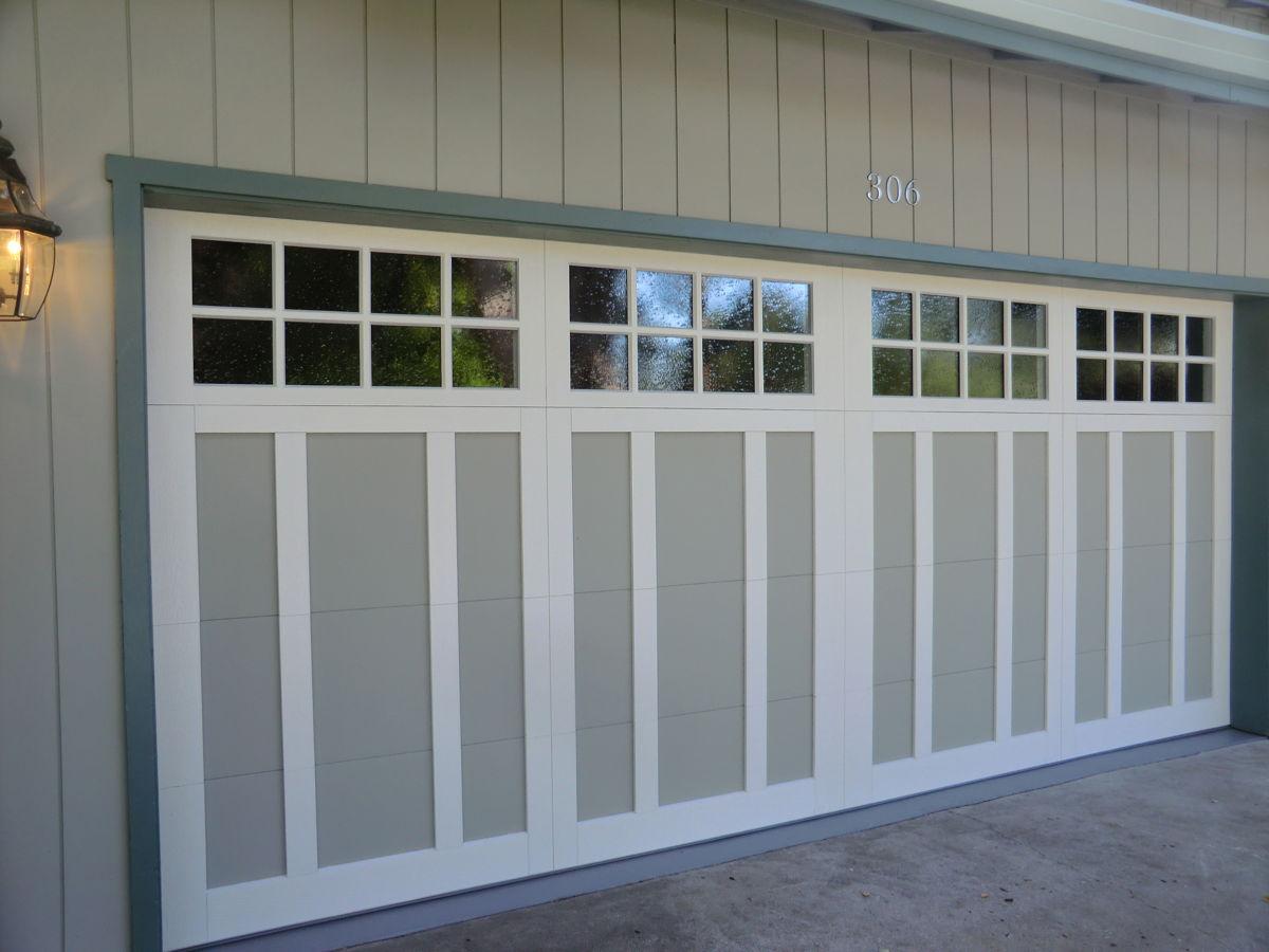 How To Paint A Garage Door Barton Overhead Inc