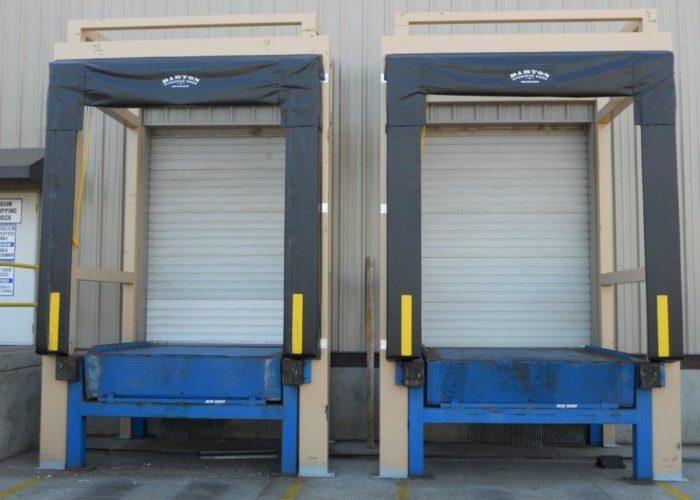 Barton Overhead Door Loading Dock And Seal Install ...