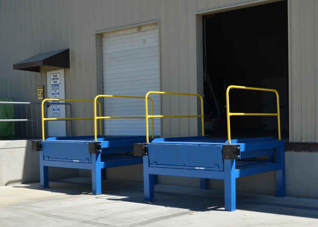 Loading Dock Levelers Barton Overhead Door Inc