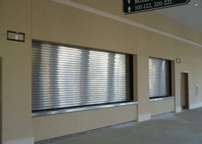 Rolling Counter Shutter Barton Overhead Door Inc
