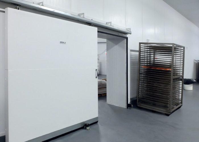 Cold Storage Doors Barton Overhead Door Inc