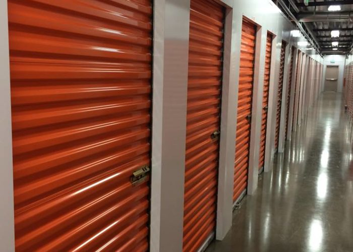 Orange Self Storage Doors