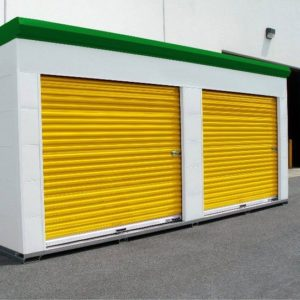Janus Self Storage Doors