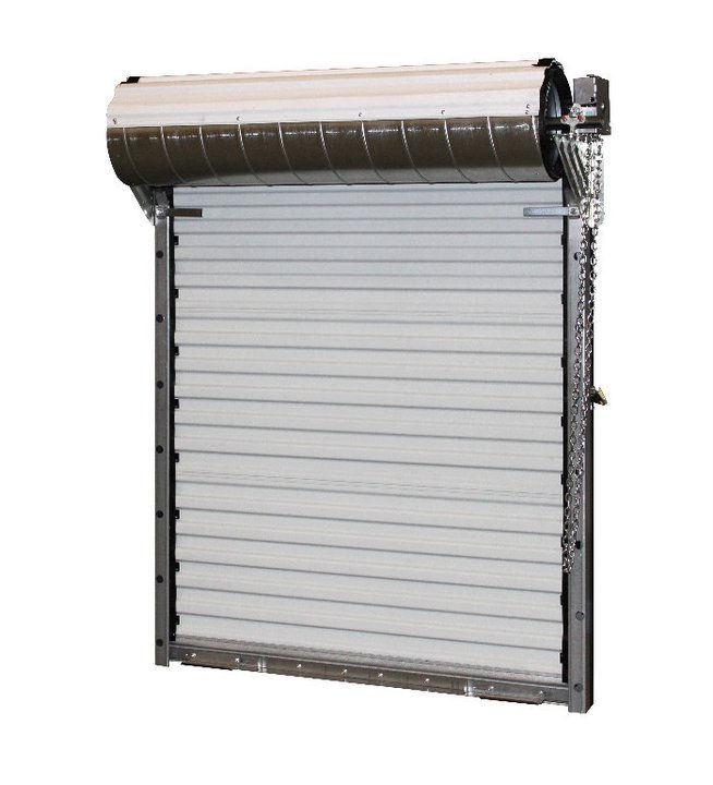 Rolling Curtain Sheet Door Barton Overhead Door Inc