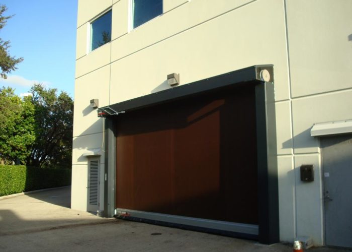 High Performance Door