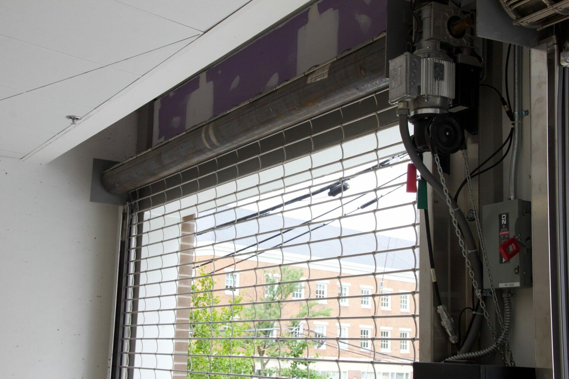 Cookson Security Grilles Barton Overhead Door Inc