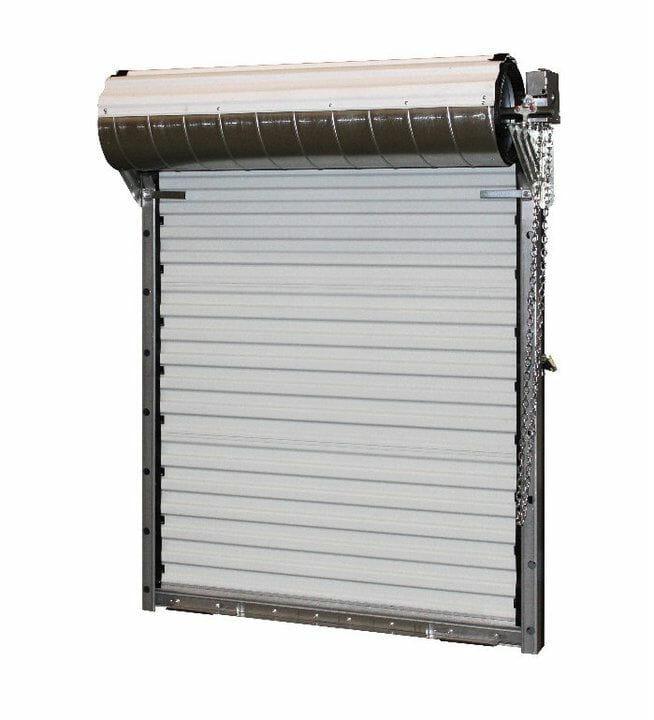 product image of a complete janus door
