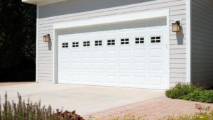 CHI Raised Panel Garage Door