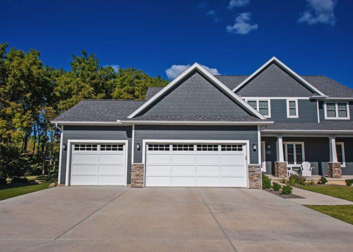 Recessed Panel Garage Door Barton Overhead Door Inc